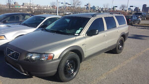 2003 Volvo XC70 Cuir Familiale