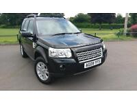 2009 LAND ROVER FREELANDER TD4 E XS ESTATE DIESEL