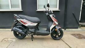 Sym Crox 125cc Scooter