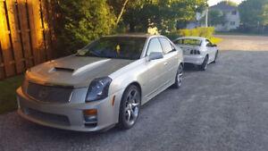 Cadillac CTS-V 2004 (bas millage)