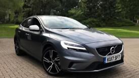 2017 Volvo V40 T2 R-Design Pro Auto with Automatic Petrol Hatchback