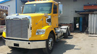 2012 Heavy Spec Freightliner Coronado SD122 w/ wet kit