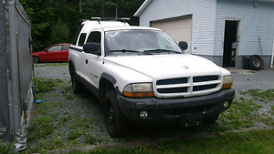 2000 Dodge dakota 257,000  kilometers