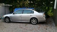 2003 Nissan altima 3.5 AS IS