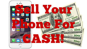 Will Give Cash for IPhones
