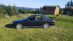 1997 Subaru Legacy 2.5GT from BC
