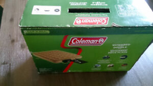 Matelas gonflable-double COLEMAN-NEUF