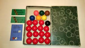 Snooker Set Complete