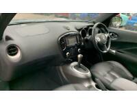 2014 Nissan Juke 1.6 Tekna CVT 5dr Auto SUV Petrol Automatic