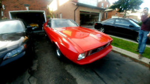 73 mustang notch 6 cyl NO LOWBALLERS!