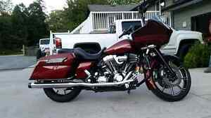 2008 harley davidson roadglide custom bagger North Shore Greater Vancouver Area image 2