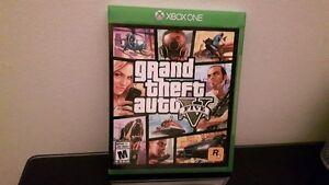Jeux Grand Theft Auto V- Xbox One (GTA)