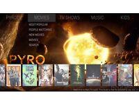 PyroTv ... Kodi Build & App ....