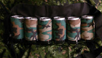 Camo Beer Bandolier (beer not included) Get loaded for beer...