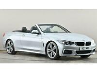 2014 BMW 4 Series 428i M Sport 2dr Auto Sports petrol Automatic