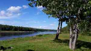 Rental Miramichi River fishing hunting tubing kayaking ATV