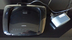 Linsys wireless router London Ontario image 1