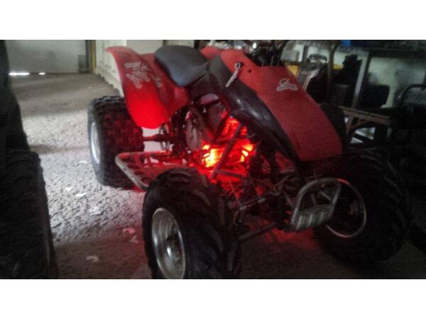 Used 2001 Honda trx 300ex