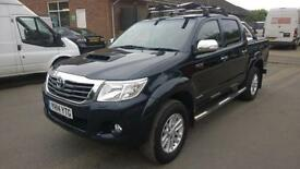 Toyota Hi-lux Invincible 4x4 D-4d Dcb DIESEL MANUAL 2014/14