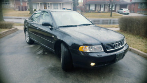 2002 Audi A4 2.8 with only 140K KM
