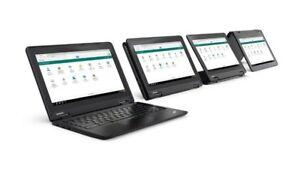 """New Open Box Lenovo THINKPAD Yoga 11E Chromebook 11.6"""" Notebook"""