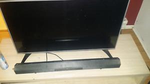Lg tv &sony soundbar 600 obo