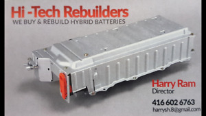 Toyota Prius hybrid battery pack for sale (2004-2009)