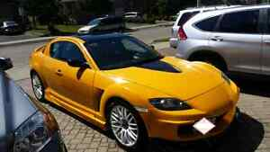 2004 MAZDA RX8 GT