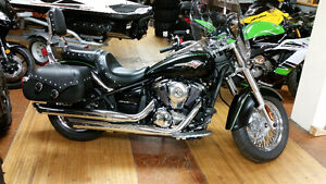 SAVE $1500.00 ON THIS NEW 900LT KAWASKI VALCONE ONLY 1 LEFT