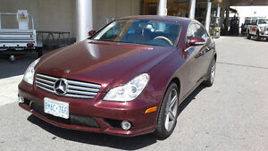 *** OWN A MERCEDES-BENZ CLS550 AMG, LOW MILEAGE, ONE OF A KIND!