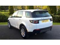 2017 Land Rover Discovery Sport 2.0 TD4 180 SE 5dr Manual Diesel 4x4