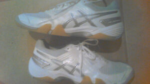 Asics Gel-Dominion Squash/Tennis Shoes Size 10 - New Condition