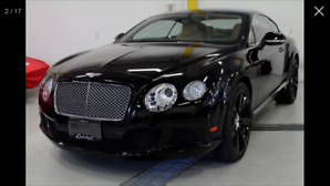2012 Bentley Continental GT - Mint Condition!