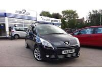 Peugeot 5008 HDI 1.6 ALLURE 7 SEATER