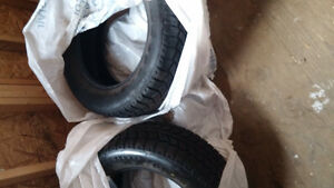 Uniroyal 17 inch winter tires