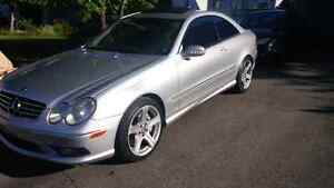 CLK55amg for sale / a vendre