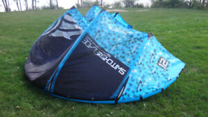 2011 cabrinha switchblade 12m kite, kiteboarding, kitesurfing