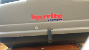 Kartrite Voyager Roof Box