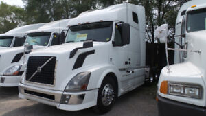 VERY CLEAN TWO UNITS 2013 VOLVO AUTOMATIC  WITH $5000 DISCOUNT