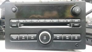 12779270, Cd player, radio unit saab 2006