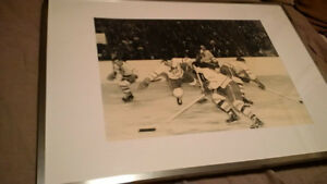 Maple Leafs Original Photo from the 1930's Unique from HHOF