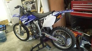 07 yz 450f. rebuilt top to bottom.ownership.trade blown.sled+$$$