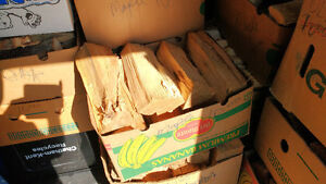 Firewood-Open All Weekend-By the Box....By the Cord..by the Pile Windsor Region Ontario image 2