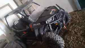 Rzr 900s 2015 very low hrs Prince George British Columbia image 7