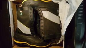 Baffin Winter Work Boots , Men's