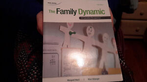 The Family Dynamic a Canadian Perspective 5th Ed.