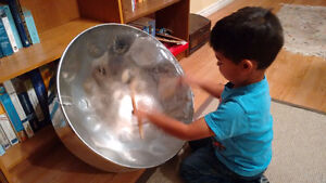 Steel pan, great condition Strathcona County Edmonton Area image 2