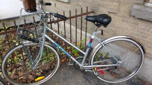Vélo de ville pour femme Tour du Québec