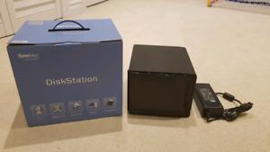 Synology DiskStation DS412+ 4-Bay NAS