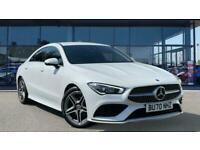2020 Mercedes-Benz CLA 180 AMG Line 4dr Tip Auto Petrol Saloon Saloon Petrol Aut